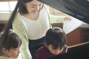 ピアノ教室に大切な雰囲気作り